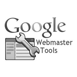 Google Webmasters Logo Web Design